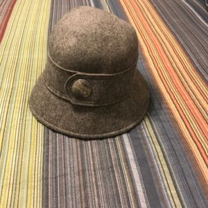 Accessories - Gray Hat New Without Tag
